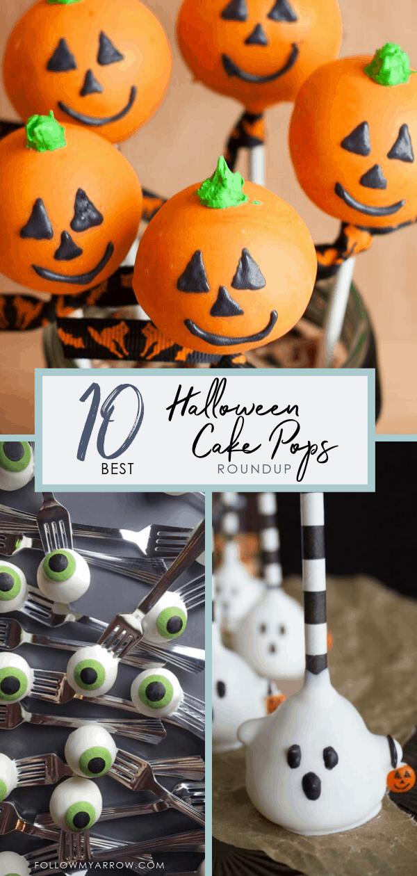 10 Best Halloween Cake Pops