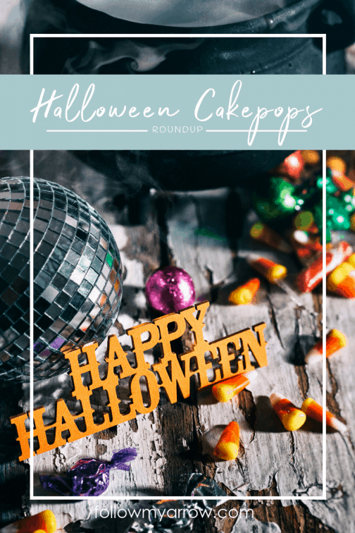 Halloween Cake-pop roundup