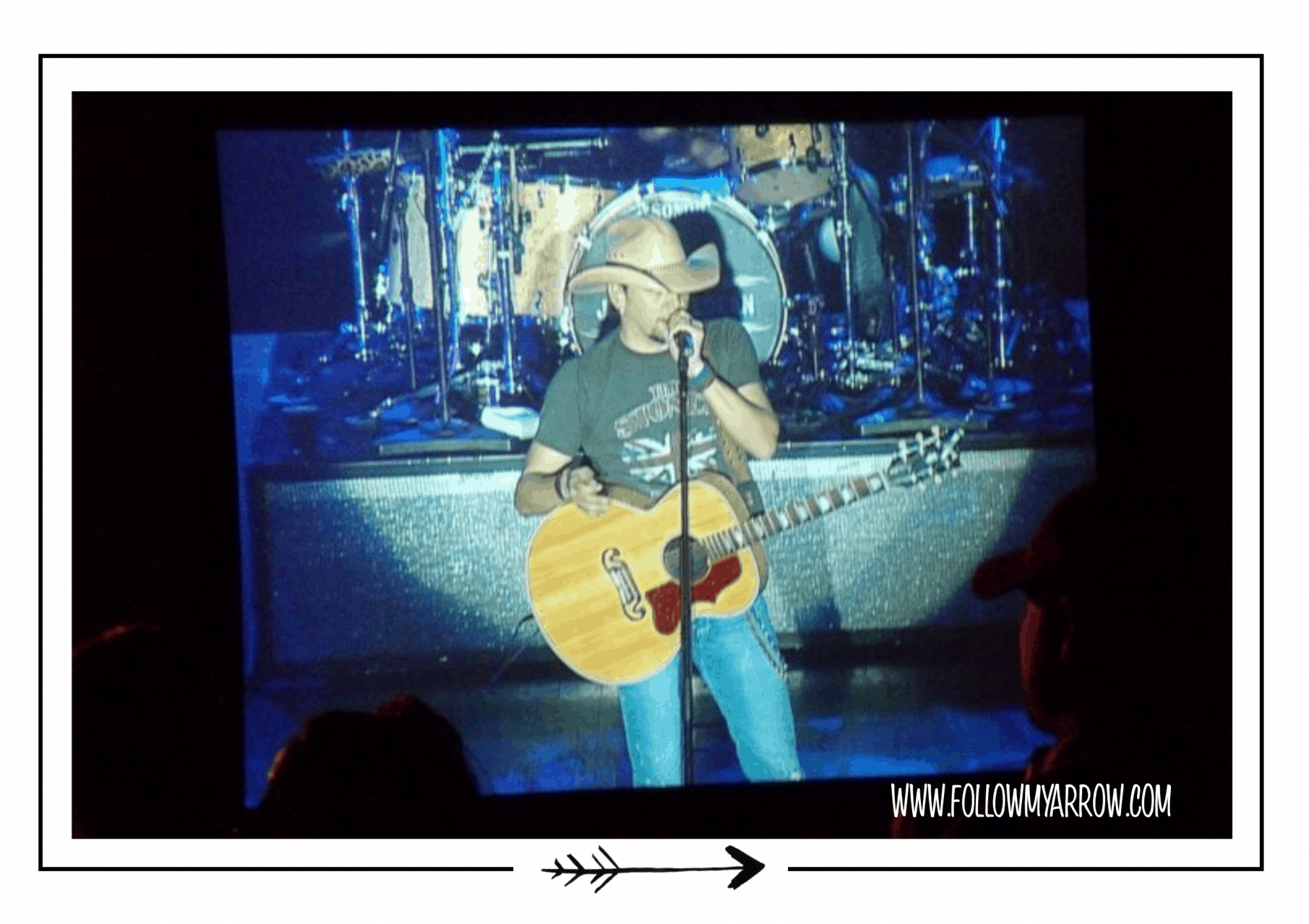 Jason Aldean in 2010 at Soaring Eagle Casino & Resort