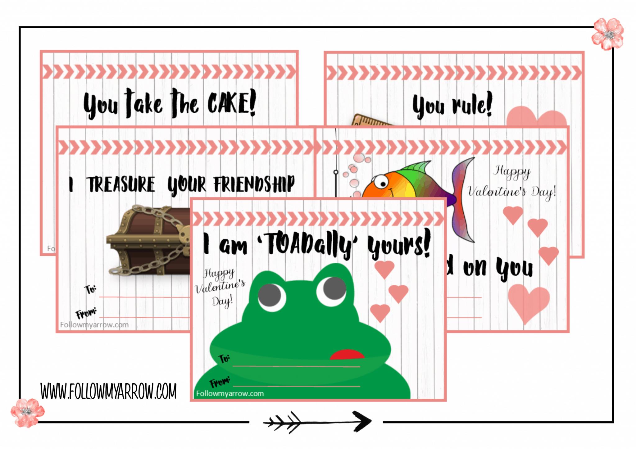 Homemade Valentines cards diy