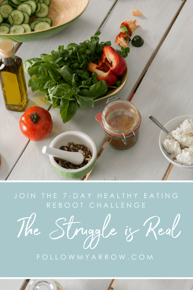 7-Day Healthy Eating Reboot Challenge