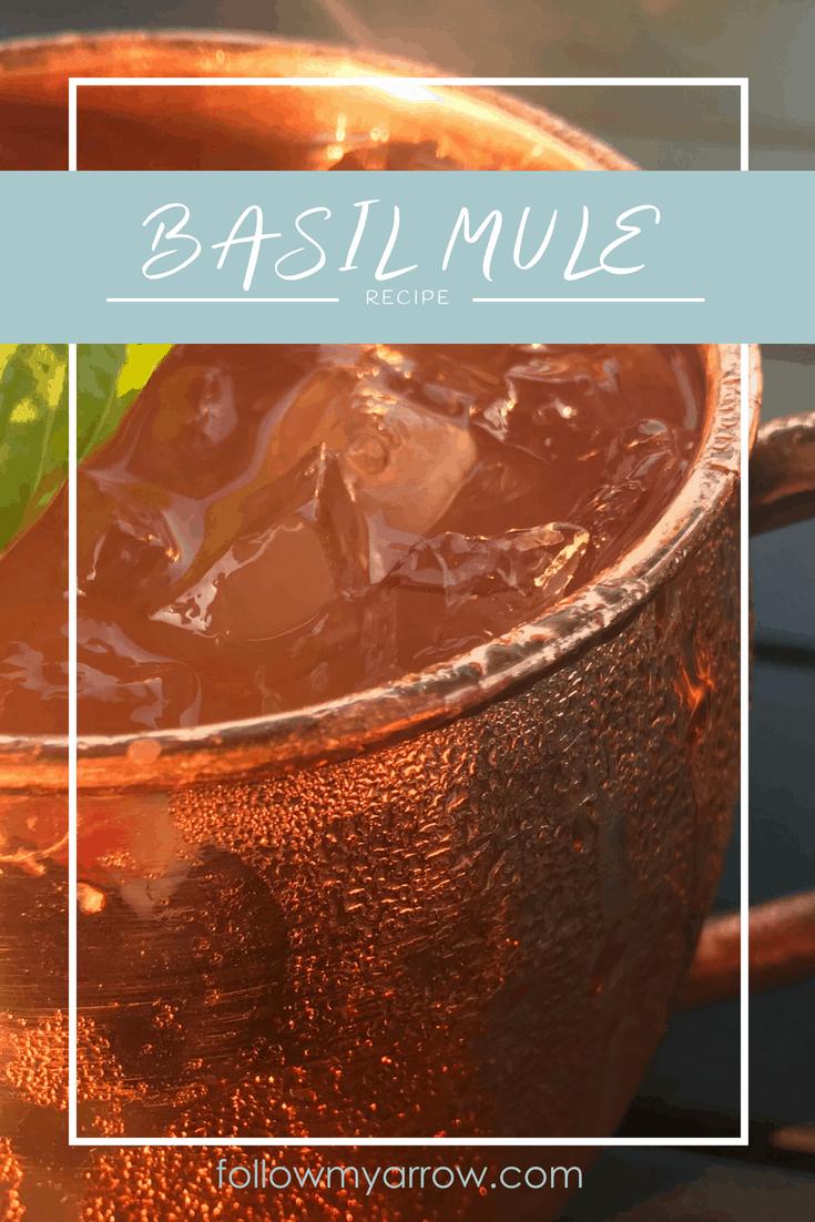 Basil Mule