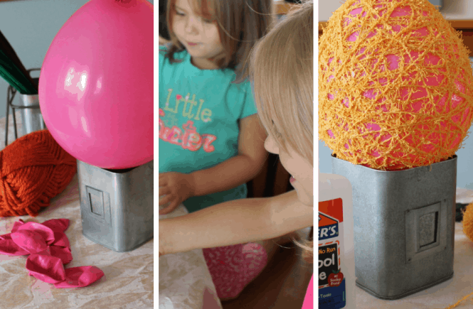 Easy DIY Pumpkin Craft Featured