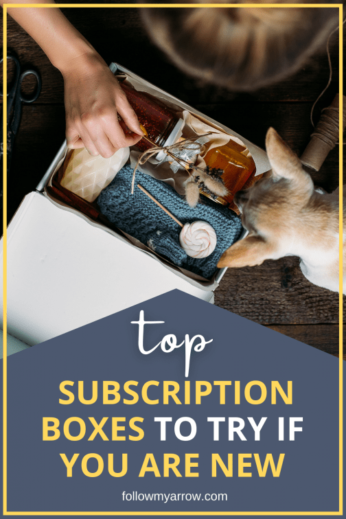 Top Subscription Boxes to Try If You Are New
