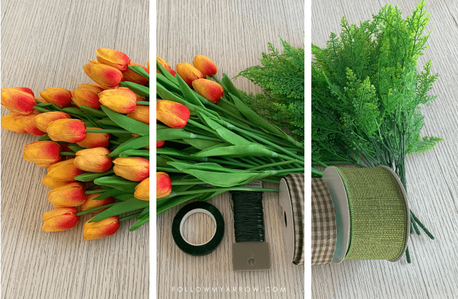 Featured Imaged - Easter Carrot Wreath