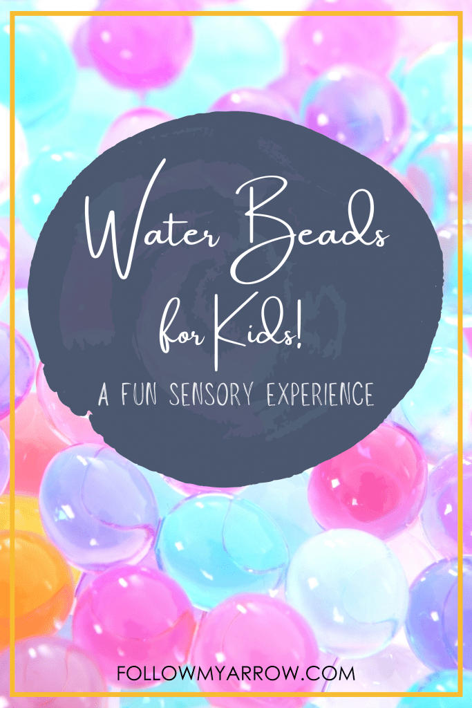 Water Beads for Kids! A Fun Sensory Experience